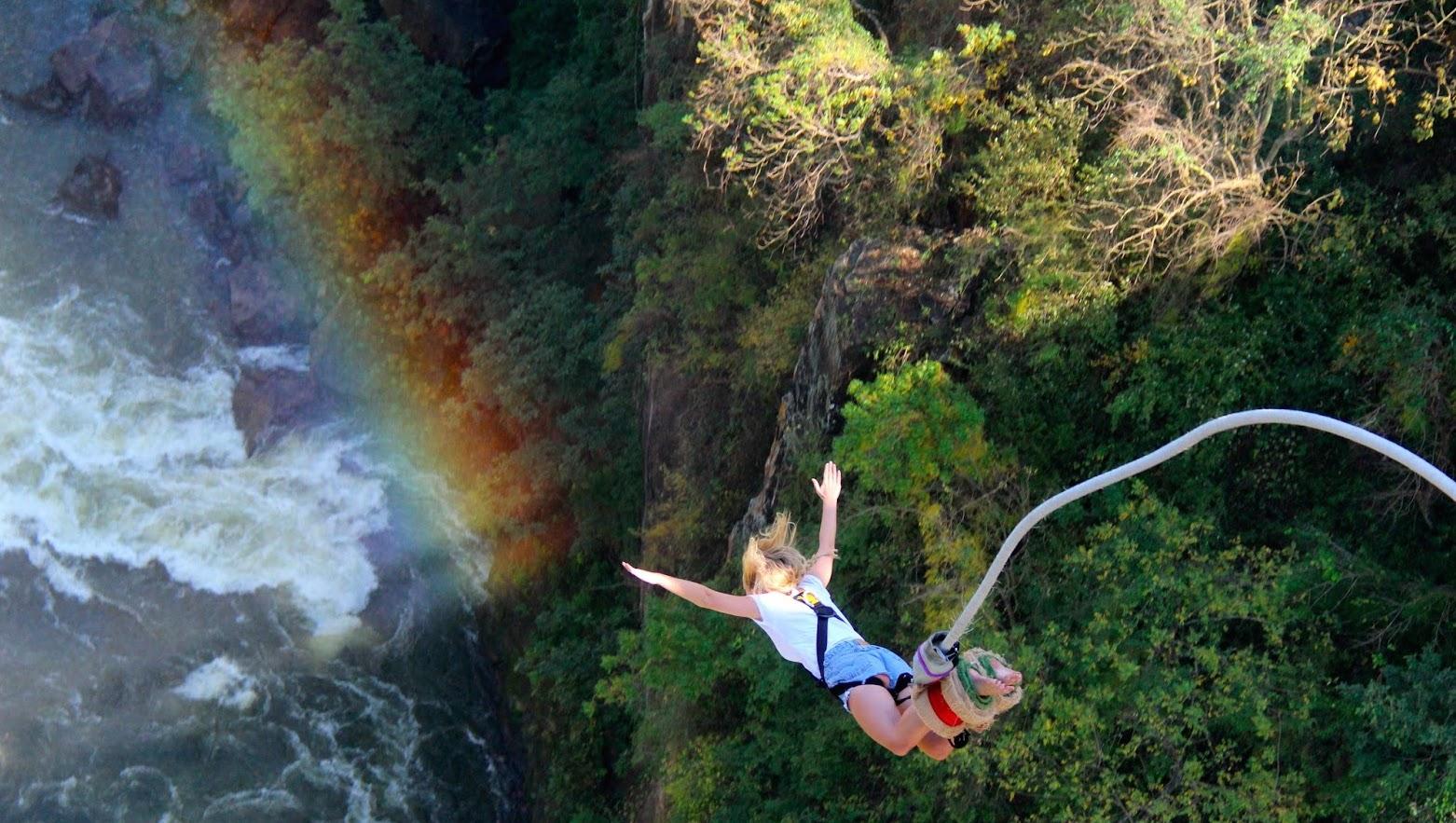 Victoria Falls Zimbabwe Southern Africa Development